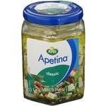 Сыр Арла Апетина фета мягкий со специями в масле 45% 310г Дания