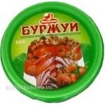 Мороженое Буржуй Ласунка с орехами 680г Украина