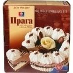 Мороженое-торт Роза Прага 600г картонная упаковка Украина