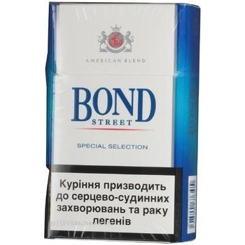 Bond Street Original cigarettes