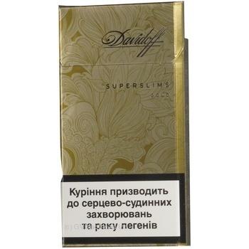 Cigarettes Davidoff 25g Germany