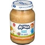 Puree Agusha apple for children 200g