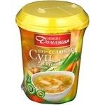 Суп по-селянськи з куркою та локшиною Мівіна 300г