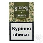 Strong Army cigars with the filter 20pcs - buy, prices for EKO Market - photo 1