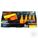 Набор игровой Hasbro Nerf Alpha Strike Fang QS4 бластер и мишени