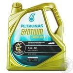 Олива моторна Petronas Syntium 3000AV 5W-40 4л