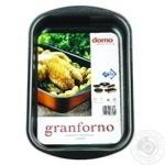 Форма для выпечки Domo Granforno прямоугольная 25x18см