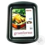 Форма для випікання Domo Granforno прямокутна 35x25см