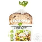 Хлеб Буланже Хлеб Житомира Литовский половинка нарезанный 300г