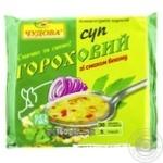 Суп гороховый Отличная традиционный с беконом 160г - купить, цены на Фуршет - фото 2