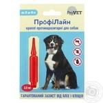 Pryroda ProfiLine Anti-parasitic Drops for Dogs 20-40kg 1pcs.x3ml