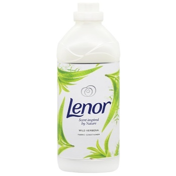 Lenor Linen Conditioner Wild Verbena 1380ml