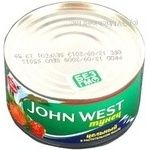 Тунець цілий John West в/о 200г