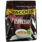 Natural ground roasted coffee Jacobs Espresso 75g Czech Republic