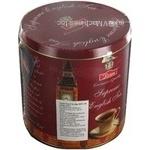 Черный чай Ристон Суприм Инглиш 300г железная банка Шри-Ланка