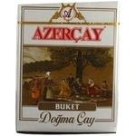 Чорний чай Азерчай Букет байховий крупнолистовий 100г Азербайджан