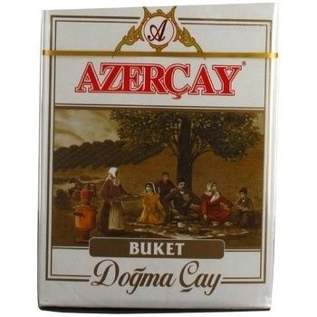 Black pekoe tea Azercay Buket large leaf 100g Azerbaijan