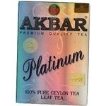Tea Akbar black 100g Sri-lanka