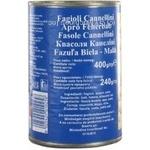 Фасоль Latinum Fagioli Cannellini 400г - купить, цены на Novus - фото 2