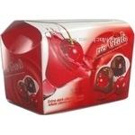Конфета Виторс Трес джиоли шоколад с начинкой 200г коробка Италия