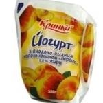 Йогурт лісова ягода 1,5% Добряна Еколін 450г