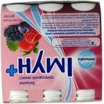 Yogurt Imun plus with berries 1.5% 6pcs 600g