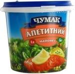 Майонез Чумак аппетитный 30% 960г Украина