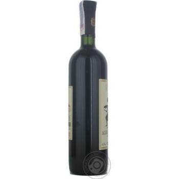 Вино Bugeuli Aleksandrouli красное сухое 12.5% 0,75л - купить, цены на МегаМаркет - фото 3