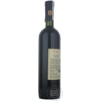 Вино Bugeuli Aleksandrouli красное сухое 12.5% 0,75л - купить, цены на МегаМаркет - фото 4