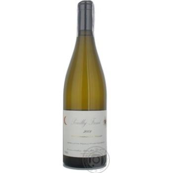 Вино Мелло белое сухие 13% 2008год 750мл Франция