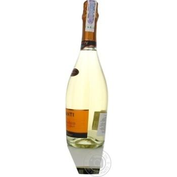 Вино игристое Canti Prosecco Extra Dry белое сухое 11,5% 0,75л - купить, цены на МегаМаркет - фото 6
