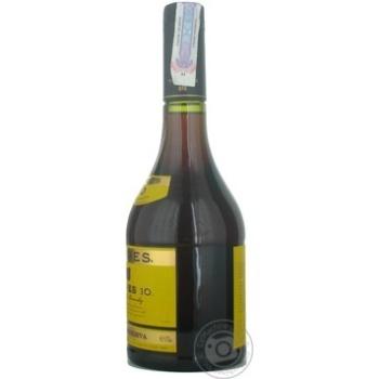 Torres Gran Reserva Brandy 10 years 0,7l - buy, prices for Novus - image 2