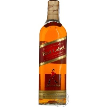 Виски Johnnie Walker Red Label 0,7л