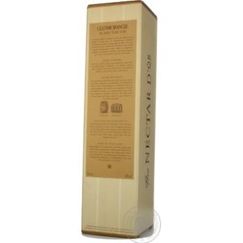 Виски Glenmorangie Nectar d'Or 12 лет 46% 0.7л - купить, цены на Novus - фото 3