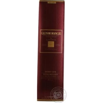 Виски Glenmorangie The Lasanta 12 лет 43% 0,7л - купить, цены на Novus - фото 2