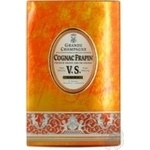 Cognac Frapen 40% vs 500ml France
