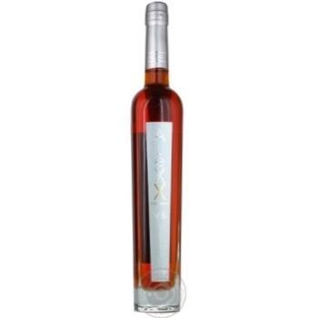 Cognac VS Silver Alexх 0.5 l in tube