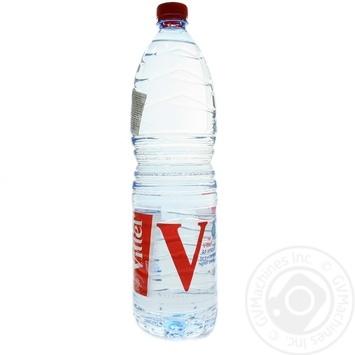 Вода Vittel минеральная негазированная 1,5л - купить, цены на Фуршет - фото 1