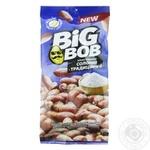 Арахис Big Bob Традиционный жареный соленый в кожуре 65г