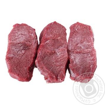 Биток яловичий з кісткою охолоджений - купити, ціни на Novus - фото 1