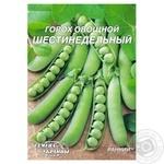 Семена Семена Украины Горох овощной Шестинедельный 20г
