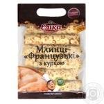 Блины Элика Французские с курицей 370г - купить, цены на МегаМаркет - фото 2
