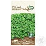 Семена Семена Украины Кресс-салат Цельнолистовой 1г в ассортименте