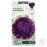 Seed aster Semena ukrainy for garden - buy, prices for Novus - image 1