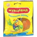 Candy Zhuvilend 100g packaged Ukraine
