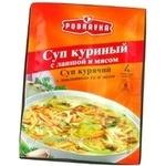 Суп Подравка курица 60г в упаковке Хорватия