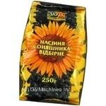Семечки Захид подсолнечника жареная 250г Украина