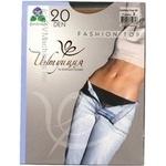 Колготы женские FashionTop20 3беж Украин шт