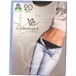 Tights Intuitsia vizone polyamide for women 20den 3size