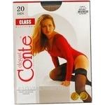 Чулки Conte Class Natural 20den размер 3-4 - купить, цены на Novus - фото 2
